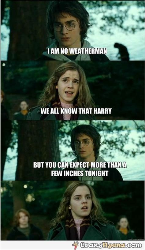 Hermione Meme - dirty harry potter memes