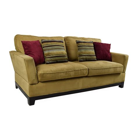jennifer convertibles loveseat 78 off jennifer convertibles jennifer convertibles tan