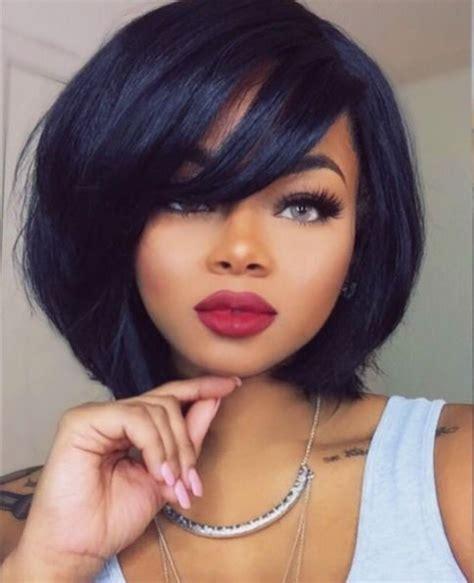 stylish guru hairstyles 11 fierce relaxed bobs for black women 2018 hairstyle guru