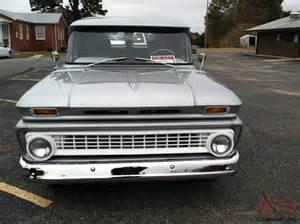 1963 chevrolet panel truck