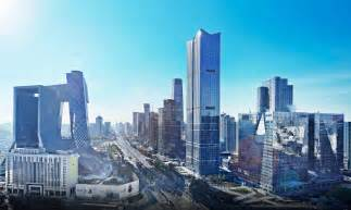 Public Building Floor Plans fortune financial center brand new icon in beijing ffc