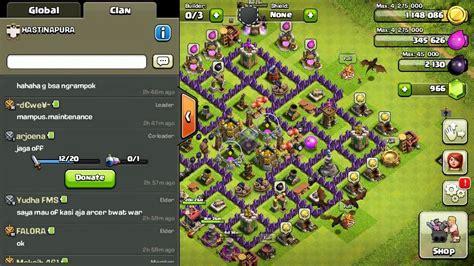 download clash of clans update update clash of clans v8 67 3 apk 10 december 2015
