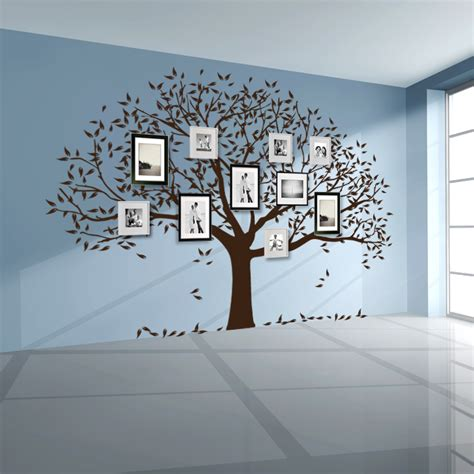tree of wall sticker wall decal the tree of by artollo