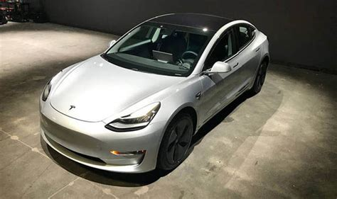 tesla model 3 on sale tesla model 3 for sale used electric car emerges but it comes at a price cars