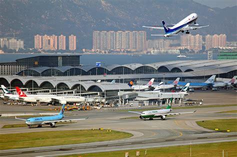 International Airport 180 Praying At Hk International Airport Sep 13 The