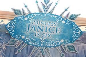 Disney Frozen Favors Ideas by Kara S Ideas Disney S Frozen Themed Birthday