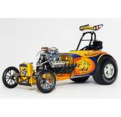 Don Greens Rat Trap AA/Fuel Altered By Acme  Die Cast X