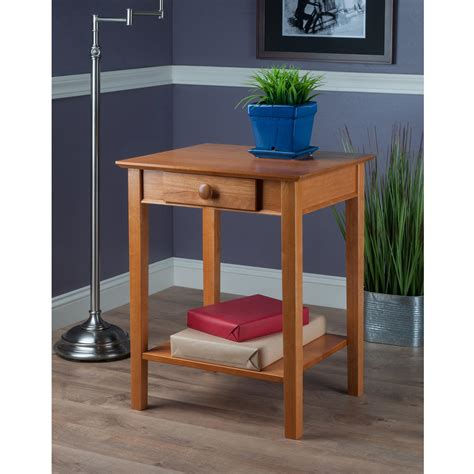 winsome studio computer desk amazon com winsome wood printer stand with and