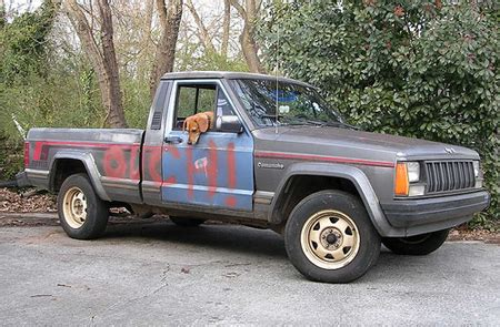 Jeep Comanche Tailgate For Sale Object Moved