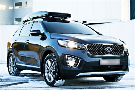Fx Kia The Ultimate Packline Car Roof Boxes For Your Kia