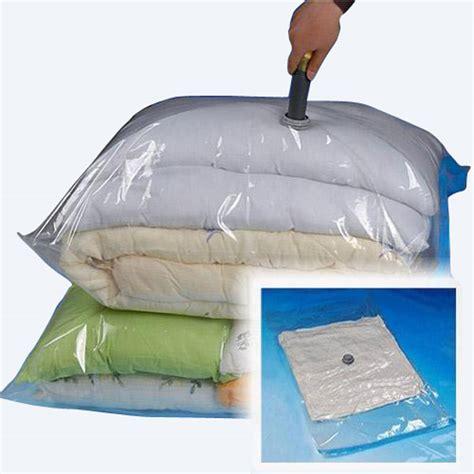 Big Sale Vacuum Bag Compression Bag Kantong Kompres Free Pompa new sale 100x80cm large compress space saving vacuum storage seal travel large bag