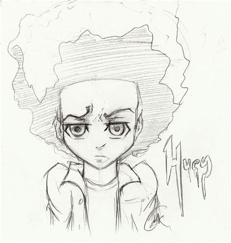Riley Gangsta Boondocks Coloring Pages Coloring Pages Boondocks Coloring Pages