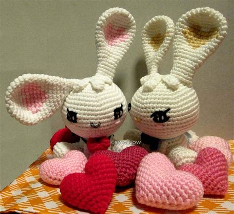 free crochet pattern amigurumi animals pin by kelly lebarre on valentine s day pinterest