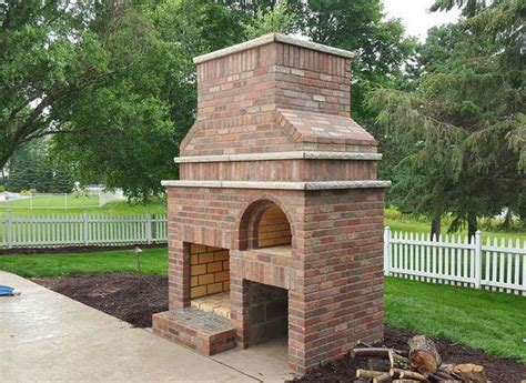 25 best ideas about pizza oven fireplace on