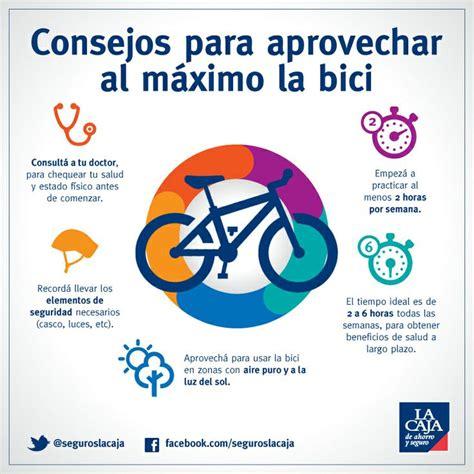 libro las bicicletas son para consejos para aprovechar al m 225 ximo la bici infografia bicicleta bicicleta
