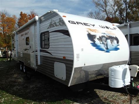 forest river grey wolf bh rvs  sale