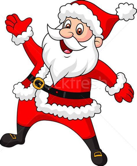 anmated waving snata happy santa waving vector illustration 169 teguh mujiono tigatelu 6940517