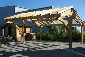 carport bois sur mesure accueil carport abri voiture sur mesure abri voiture 2