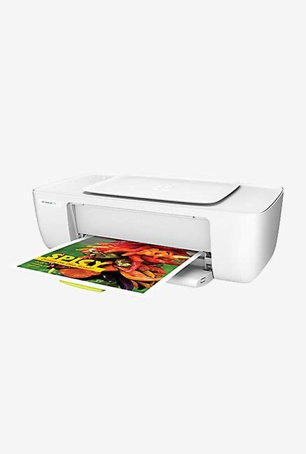 Printer Hp Deskjet 1112 hp deskjet 1112 printer white at tatacliq
