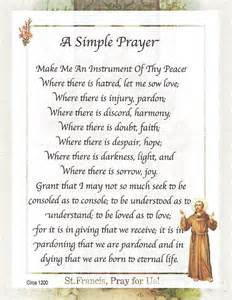 Peace Duvet Cover A Simple Prayer By Saint Francis By Desiderata Gallery
