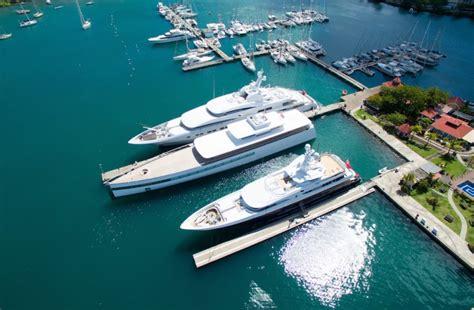 superyachtnewscom owner port louis marina praised  hurricane protection