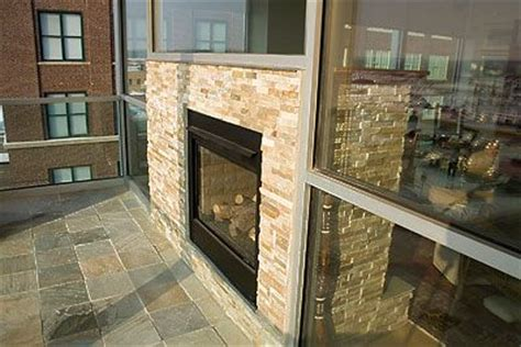 Sided Gas Fireplace Indoor Outdoor by Indoor Outdoor Fireplace Sided Home Garden