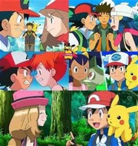 1000+ ideas about pokemon ash and serena on pinterest