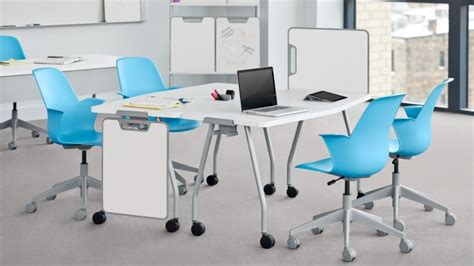 Node School Desk by Designfarm Designer Furniture Hay Steelcase More