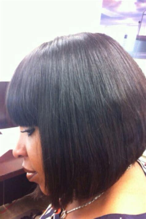 full head weave short hairstyles short style full head weave clients pinterest full