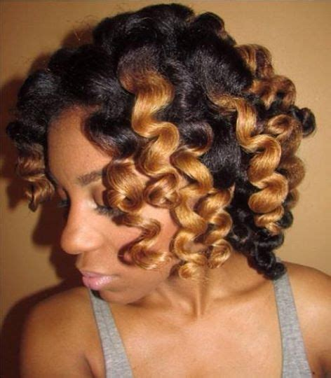 Bantu Knot Out Hairstyles by Bantu Knot Out Http Www Blackhairinformation
