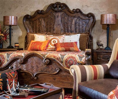 Bedroom. Amazing Rustic Western Bedroom Furniture Which