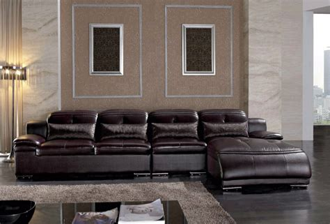 italian leather living room furniture 2016 sectional sofa set modern chaise bean bag chair hot