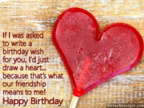 birthday wishes for best friend quotes and messages sms text messages