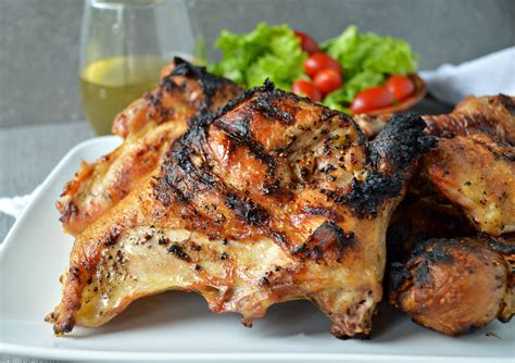 how to grill chicken food com