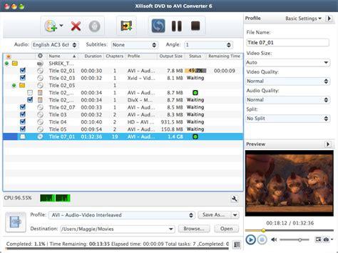 converter avi xilisoft avi to dvd converter 6 crack free download