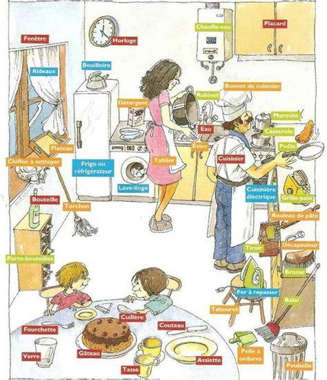 vocabulaire de la cuisine la cuisine 1 pi 232 ce chambre maison logement