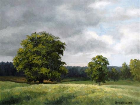 imagenes de paisajes pintados al oleo cuadros modernos pinturas y dibujos paisajes cestres