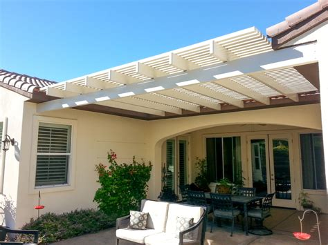 Awnings Photos ? Valley Patios Custom Patio Covers