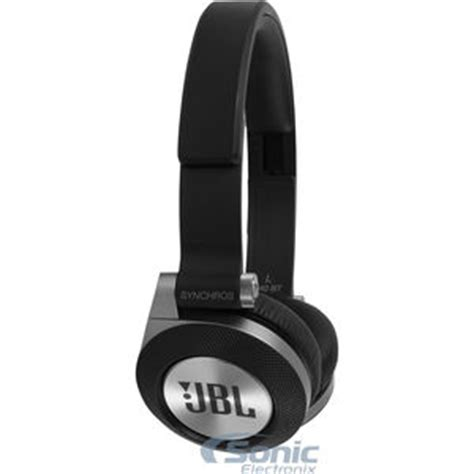 Headset Jbl E40bt jbl synchros e40bt black e40btblk on ear bluetooth headphones