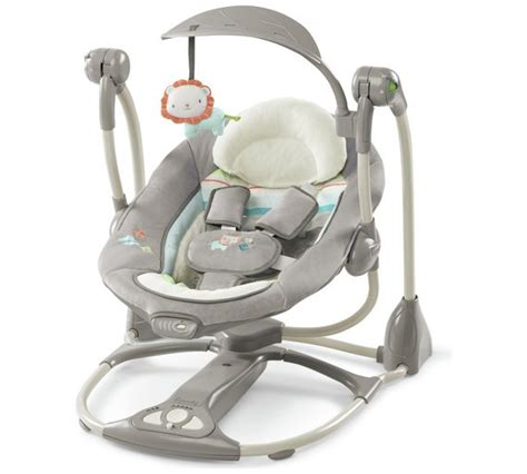 how long can i leave baby in swing buy ingenuity s baby convertme swing 2 seat at argos co uk