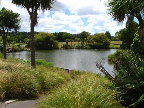 Manurewa Botanical Gardens Auckland Botanic Gardens Manukau Island New Zealand 015