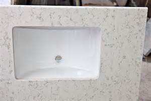 hanstone quartz aspen bathroom vanity top