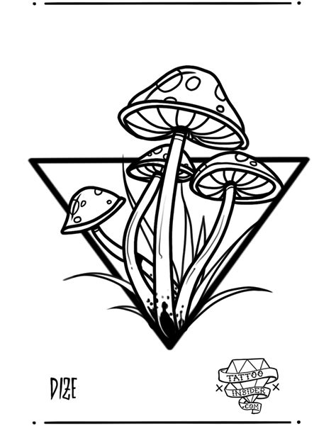 free tattoo templates and designs 9 free forest designs insider