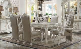 White Dining Room Sets by White Formal Dining Room Sets 3 Best Dining Room
