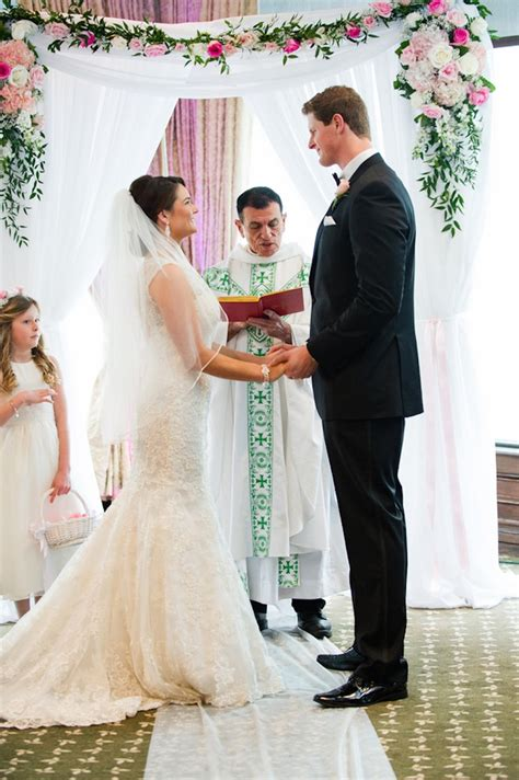 Wedding Vows Priest by Ceremony D 233 Cor Photos Catholic Wedding Ceremony In