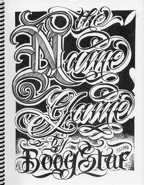 tattoo lettering generator chicano boog star script tattoo art pinterest scripts and stars