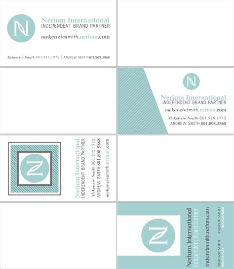 Nerium Business Cards Template by 17 Best Images About Nerium Ideas And Information On