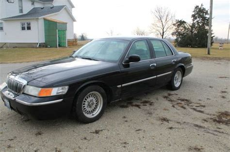 how to sell used cars 1999 mercury grand marquis transmission control find used 1999 mercury grand marquis ls sedan 4 door 4 6l