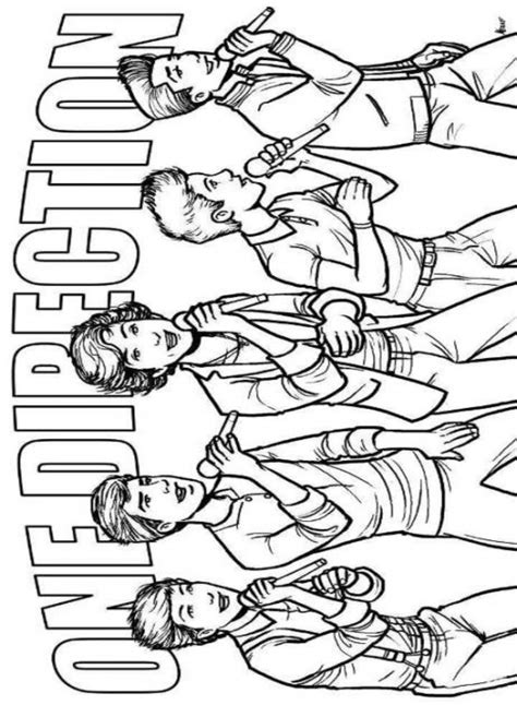 coloring pages one direction online team art one direction colouring book coloring pages one