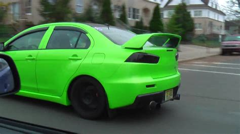green mitsubishi lancer which color hmmmm evolutionm mitsubishi lancer